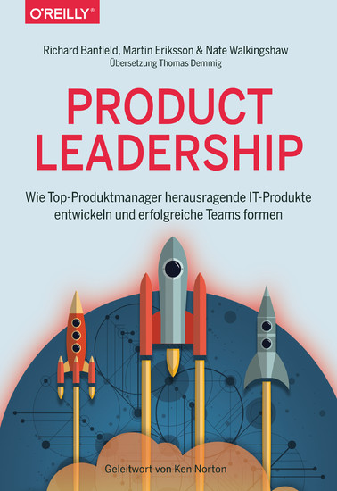 Product Leadership - Blick ins Buch