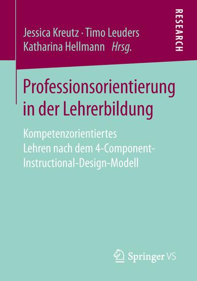 Professionsorientierung in der Lehrerbildung - Blick ins Buch