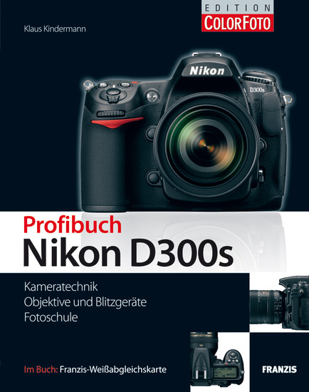Profibuch Nikon D300s - Blick ins Buch