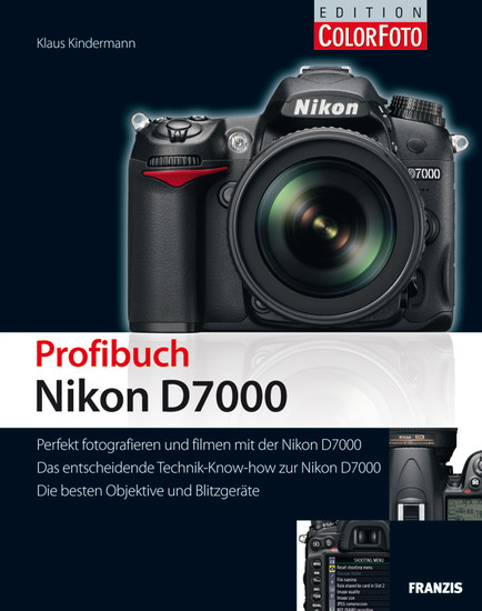Profibuch Nikon D7000 - Blick ins Buch