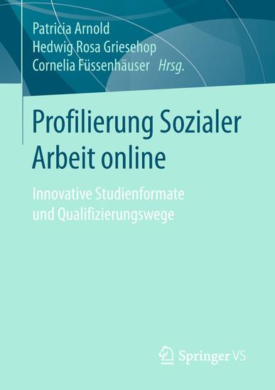 Profilierung Sozialer Arbeit online - Blick ins Buch