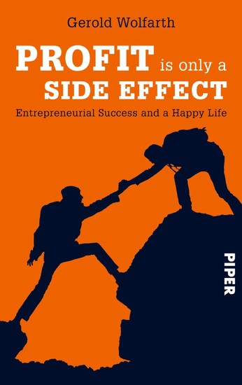 Profit is only a side effect - Blick ins Buch