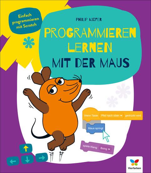 Programmieren lernen mit der Maus - Blick ins Buch