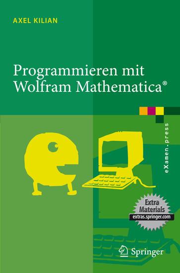 Programmieren mit Wolfram Mathematica® - Blick ins Buch
