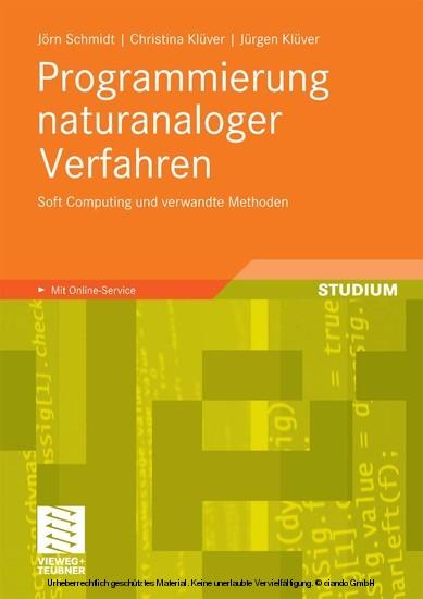 Programmierung naturanaloger Verfahren - Blick ins Buch