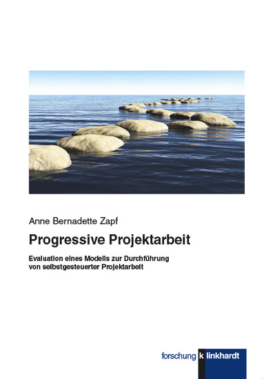 Progressive Projektarbeit - Blick ins Buch