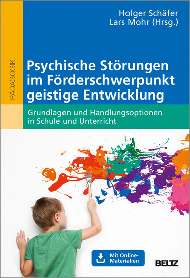 Psychische Störungen im Förderschwerpunkt geistige Entwicklung - Blick ins Buch
