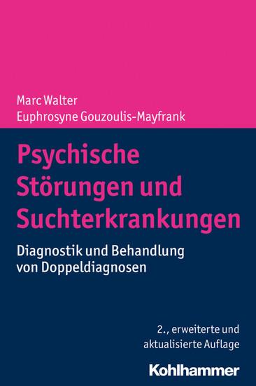 Psychische Störungen und Suchterkrankungen - Blick ins Buch