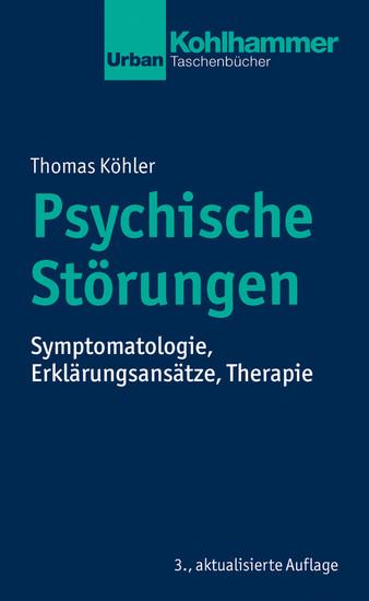 Psychische Störungen - Blick ins Buch