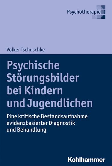 Psychische Störungsbilder bei Kindern und Jugendlichen - Blick ins Buch