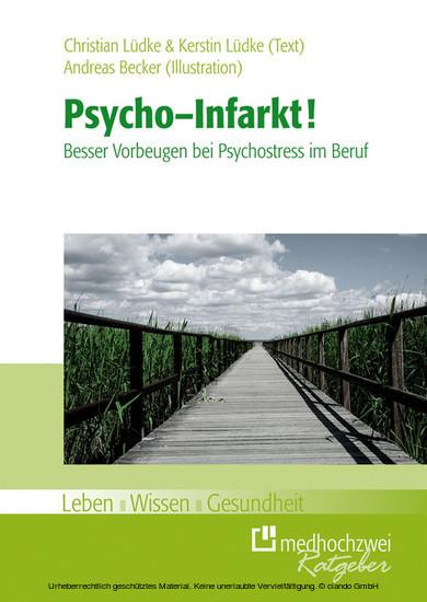 Psycho-Infarkt - Blick ins Buch
