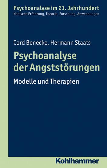 Psychoanalyse der Angststörungen - Blick ins Buch