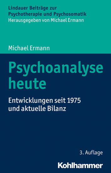 Psychoanalyse heute - Blick ins Buch