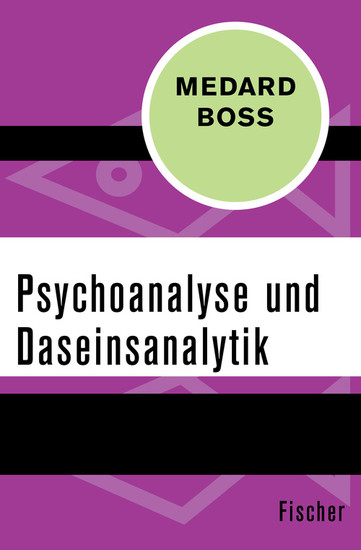 Psychoanalyse und Daseinsanalytik - Blick ins Buch