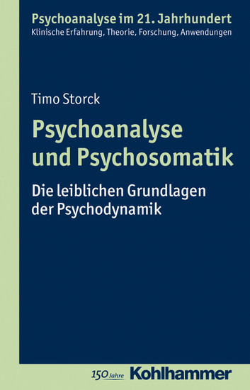 Psychoanalyse und Psychosomatik - Blick ins Buch