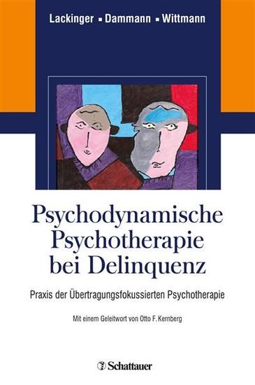 Psychodynamische Psychotherapie bei Delinquenz - Blick ins Buch