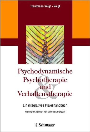 Psychodynamische Psychotherapie und Verhaltenstherapie - Blick ins Buch