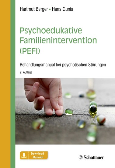 Psychoedukative Familienintervention (PEFI) - Blick ins Buch