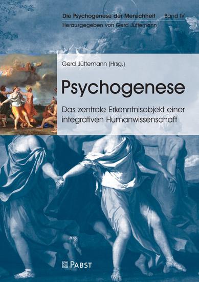 Psychogenese - Blick ins Buch