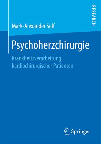 Psychoherzchirurgie - Blick ins Buch
