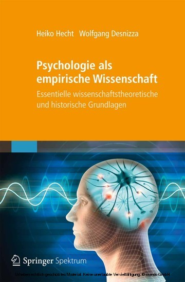 Psychologie als empirische Wissenschaft - Blick ins Buch