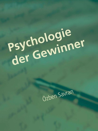 Psychologie der Gewinner - Blick ins Buch