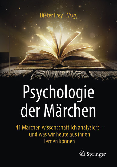 Psychologie der Märchen - Blick ins Buch