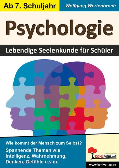 Psychologie - Blick ins Buch