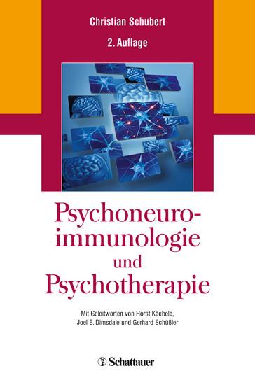 Psychoneuroimmunologie und Psychotherapie - Blick ins Buch