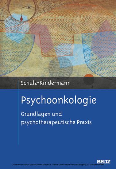 Psychoonkologie - Blick ins Buch
