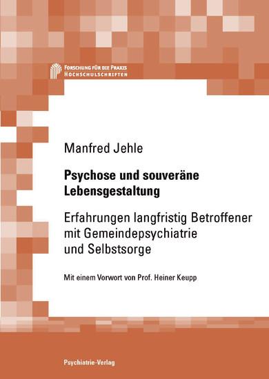 Psychose und souveräne Lebensgestaltung - Blick ins Buch