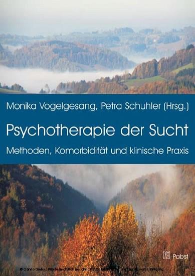 Psychotherapie der Sucht - Blick ins Buch