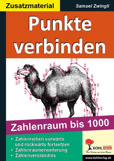 Punkte verbinden 1000 - Blick ins Buch