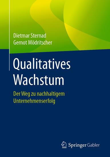 Qualitatives Wachstum - Blick ins Buch