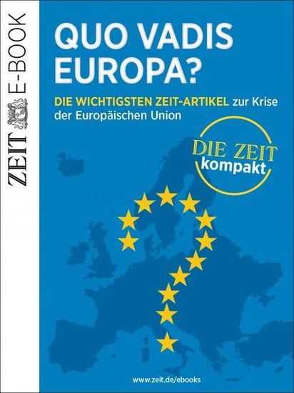 Quo vadis Europa? - Blick ins Buch