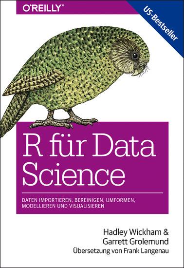 R für Data Science - Blick ins Buch