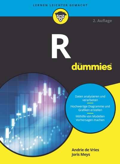 R für Dummies - Blick ins Buch