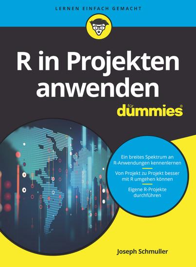 R in Projekten anwenden für Dummies - Blick ins Buch