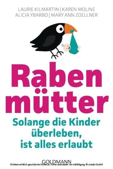 Rabenmütter - Blick ins Buch