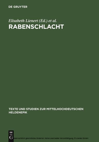 Rabenschlacht - Blick ins Buch