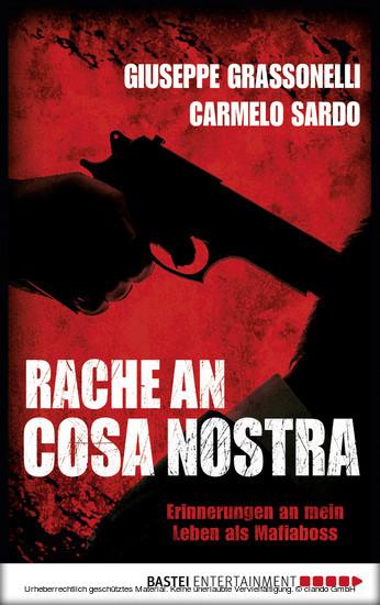 Rache an Cosa Nostra - Blick ins Buch