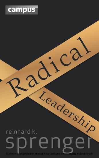 Radical Leadership - Blick ins Buch