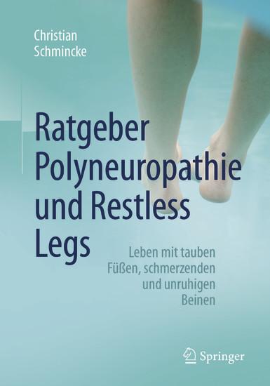 Ratgeber Polyneuropathie und Restless Legs - Blick ins Buch