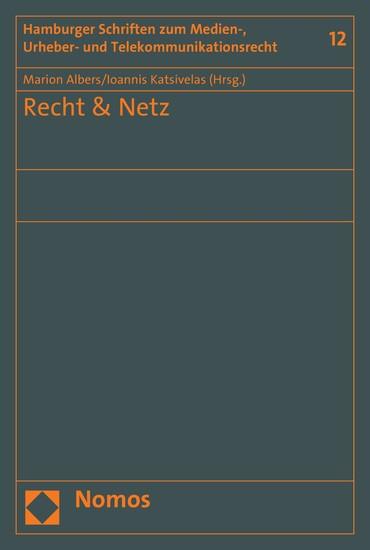 Recht & Netz - Blick ins Buch