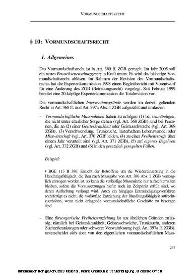 Rechtskunde für Gesundheits- und Pflegeberufe - Blick ins Buch