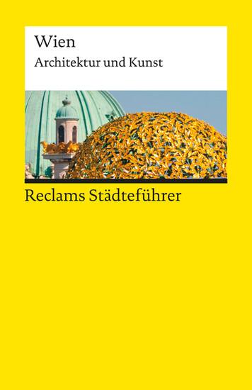 Reclams Städteführer Wien - Blick ins Buch