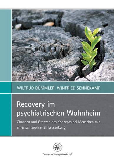 Recovery im psychiatrischen Wohnheim - Blick ins Buch