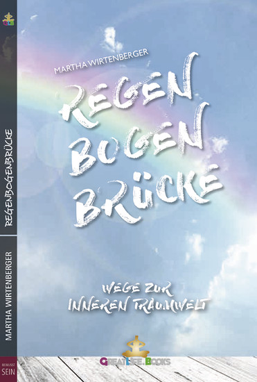 Regenbogenbrücke - Blick ins Buch