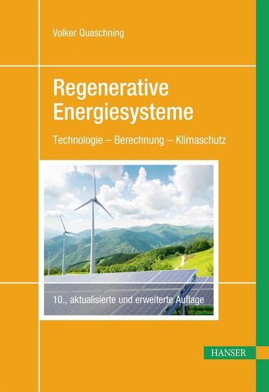 Regenerative Energiesysteme - Blick ins Buch