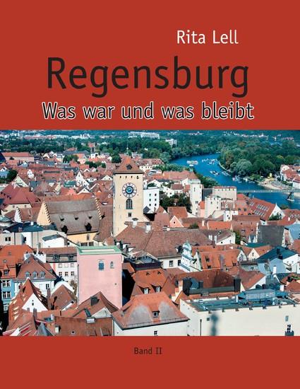 Regensburg - Blick ins Buch